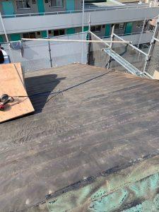台風屋根修理 施工後4