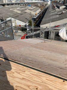 台風屋根修理 施工後6
