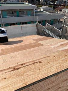 台風屋根修理 施工後7