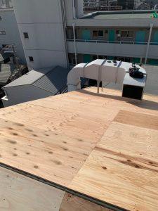 台風屋根修理 施工後8