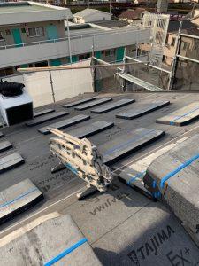 台風屋根修理 施工後9