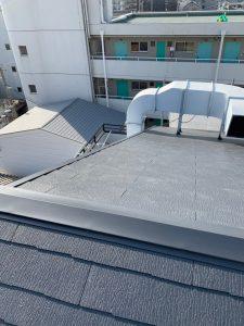 台風屋根修理 施工後10