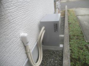 蓄電池設置工事