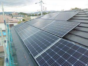 新築太陽光設置工事