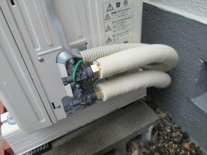 ガス給修繕工事